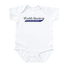 Greatest Directory Assistance Infant Bodysuit