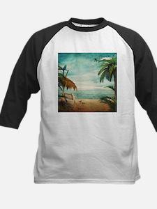 Vintage Beach Baseball Jersey