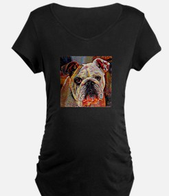 English Bulldog: A Portrait T-Shirt