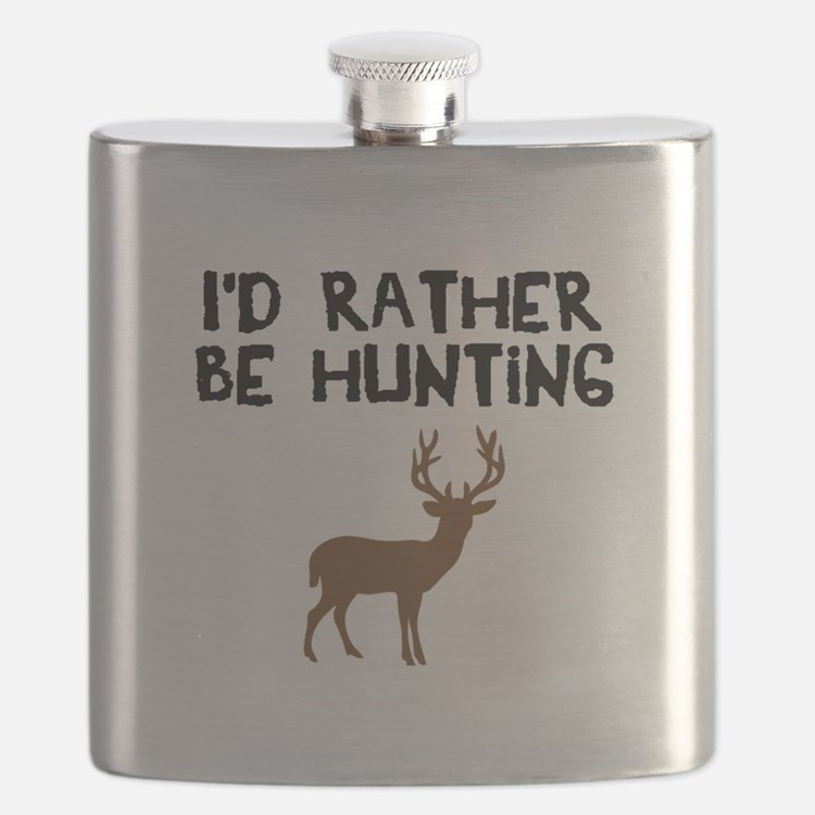 I'd rather be hunting Flask
