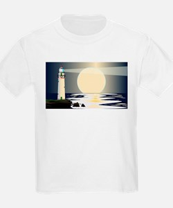 Lighthouse Night T-Shirt