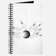 Falling Ten Pins Journal