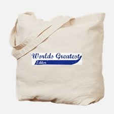 Greatest Editor Tote Bag