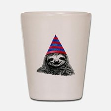 Funny Hairy Shot Glass