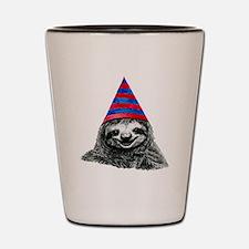 Unique Sloths Shot Glass