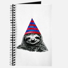 Party Sloth Journal