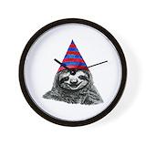 Sloth Basic Clocks