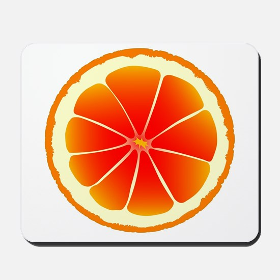 Blood Orange Mousepad