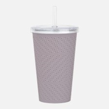Wobbly Illusion Acrylic Double-wall Tumbler