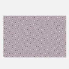 Wobbly Illusion Postcards (Package of 8)