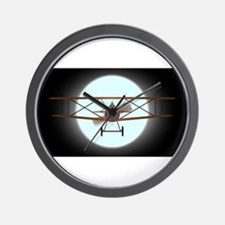 Flying by Night Wall Clock