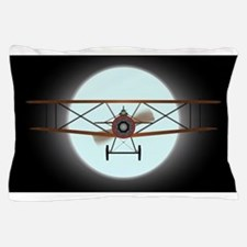 Flying by Night Pillow Case