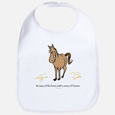 Unique Horse lovers Bib