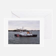NY Harbor Greeting Cards