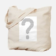 Questioning Tote Bag
