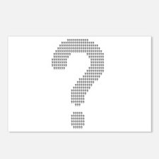 Questioning Postcards (Package of 8)
