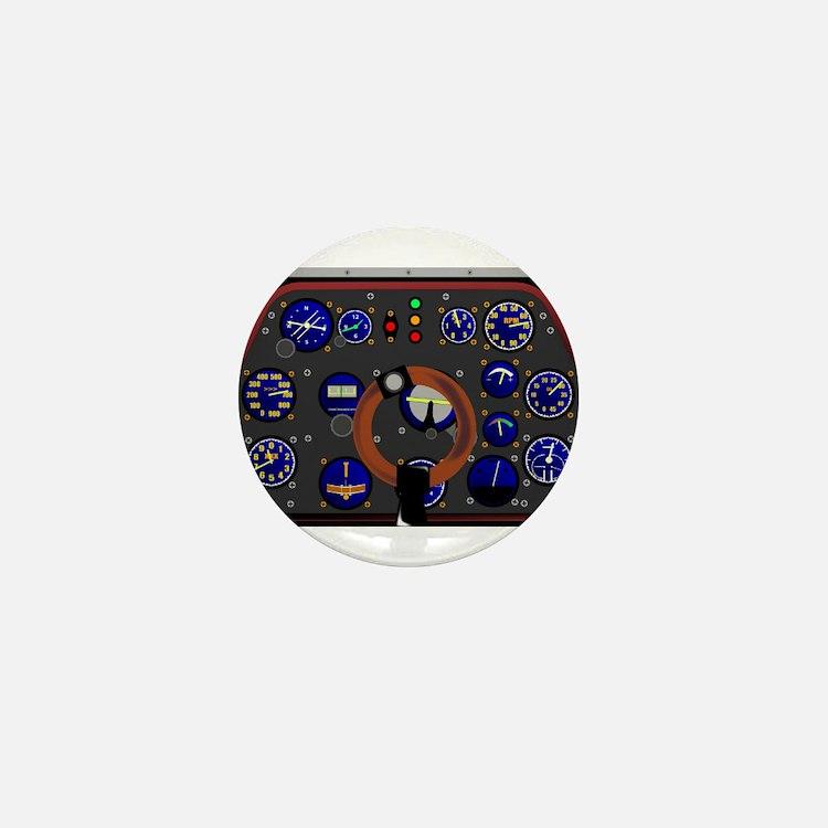 Control Panel Mini Button