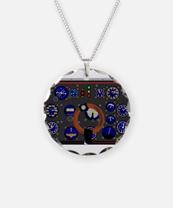 Control Panel Necklace
