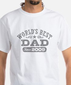 World's Best Dad Since 2009 T-Shirt