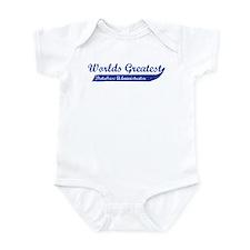 Greatest Database Administrat Infant Bodysuit