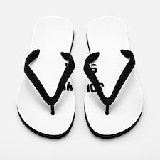 Unique Skanks Flip Flops