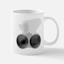 Two Smoking Barrels Mugs
