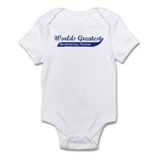 Greatest Biochemistry Student Infant Bodysuit