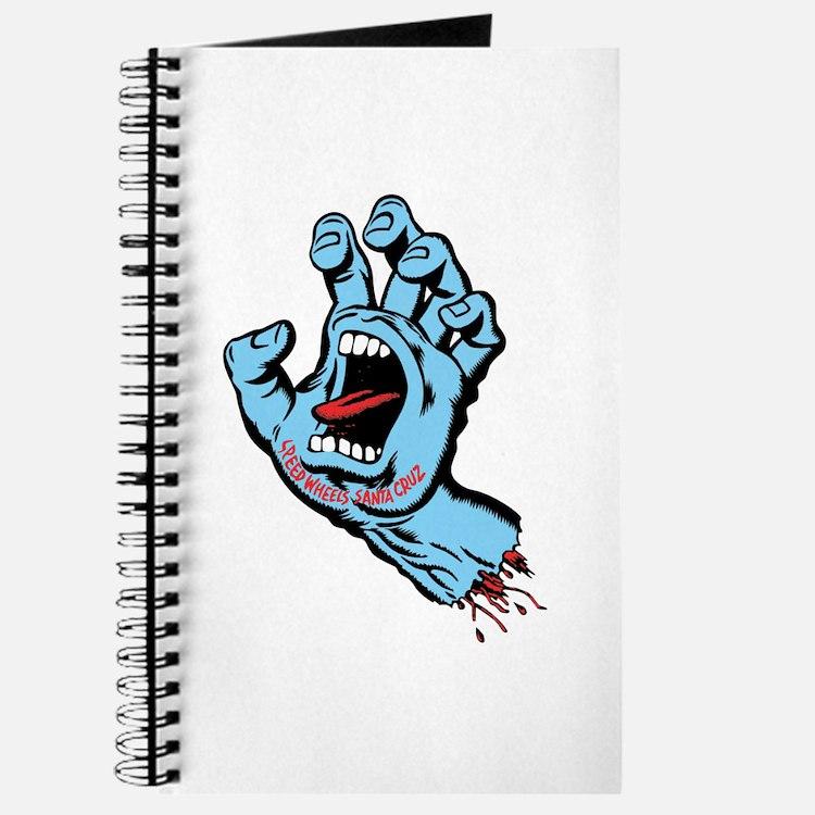 Santa Cruz hand art Journal