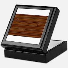 Wood Boards Keepsake Box