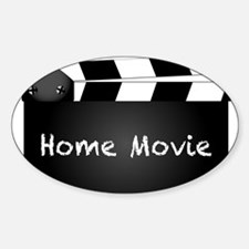 Home Movie Decal