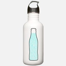 Carbonated Water Sports Water Bottle