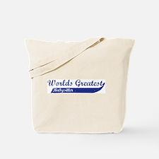 Greatest Babysitter Tote Bag