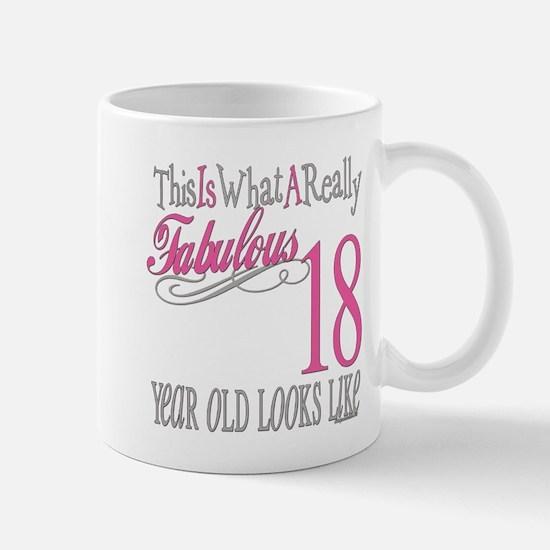 18th Birthday Gifts Mug