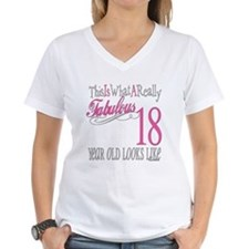 18th Birthday Gifts Shirt