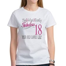 18th Birthday Gifts Tee