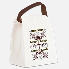 God and country Canvas Lunch Bag