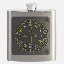 Funny Directional arrow Flask
