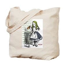 Drink Me Tote Bag
