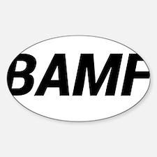 BAMF Decal