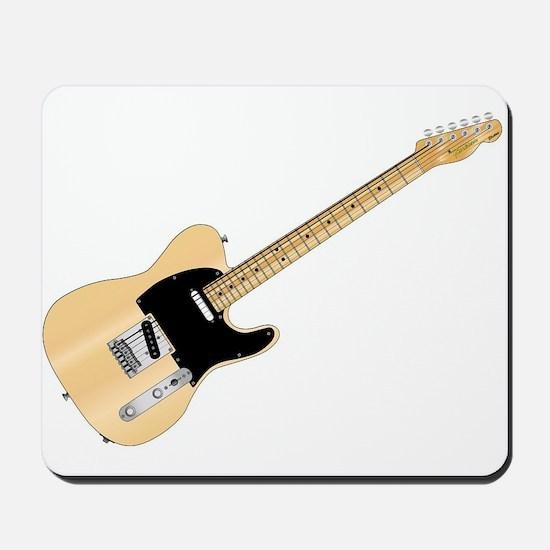 Rock Guitar Mousepad