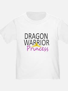 Dragon Princess (large print) T-Shirt
