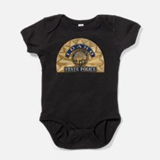 Cute Patrolman Baby Bodysuit