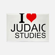 I Love Judaic Studies Magnets
