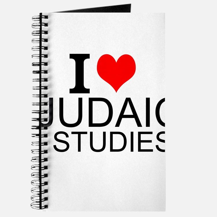 I Love Judaic Studies Journal