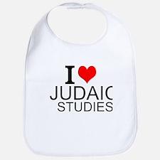 I Love Judaic Studies Bib