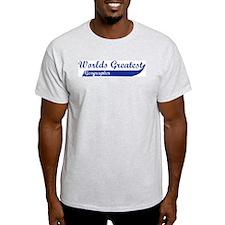 Greatest Geographer T-Shirt