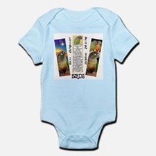 Green Cheeked Conure Body Suit