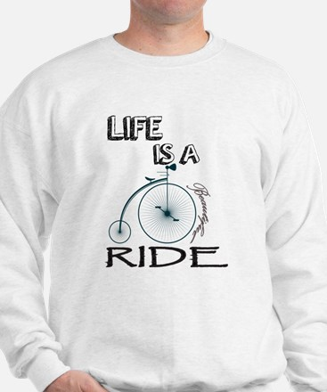 Life is a beautiful ride Jumper
