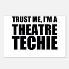 Trust Me, I'm A Theatre Techie Postcards (Package