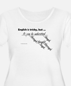 English is Tr T-Shirt